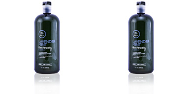 TEA TREE LAVENDER MINT moisturizing shampoo Paul Mitchell