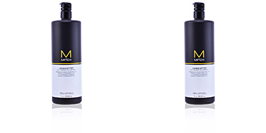 Paul Mitchell MITCH double hitter 2in1 shampoo&conditioner 1000 ml