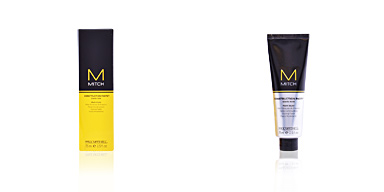 Fixadores de Penteado MITCH construction paste Paul Mitchell
