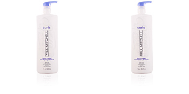 Shampooing anti-frisottis CURL spring loaded frizz-fighting shampoo Paul Mitchell