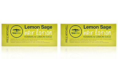 Paul Mitchell TEA TREE LEMON SAGE hair lotion 12x6 ml