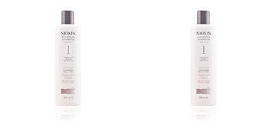 Nioxin SYSTEM 1 shampoo volumizing weak fine hair 300 ml