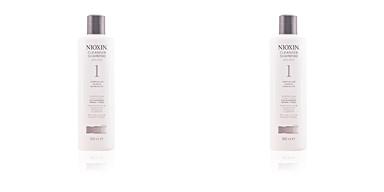Nioxin SYSTEM 1 shampoo volumizing weak fine hair 300 ml