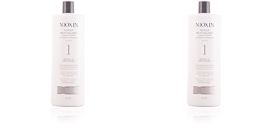 SYSTEM 1 scalp revitaliser fine hair conditioner Nioxin