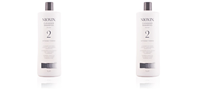 Nioxin SYSTEM 2 shampoo volumizing very weak fine hair 1000 ml