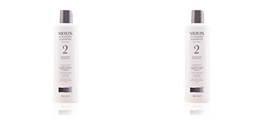 Nioxin SYSTEM 2 shampoo volumizing very weak fine hair 300 ml