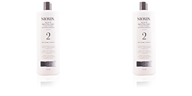 Nioxin SYSTEM 2 conditioner scalp revitaliser fine hair 1000 ml