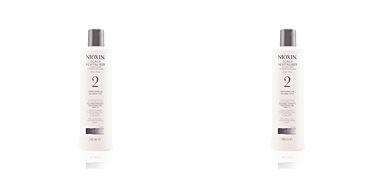 Nioxin SYSTEM 2 conditioner scalp revitaliser fine hair 300 ml