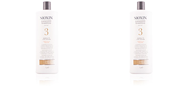 Nioxin SYSTEM 3 shampoo volumizing weak fine hair 1000 ml