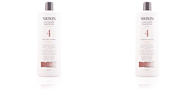 Nioxin SYSTEM 4 shampoo volumizing very weak fine hair 1000 ml