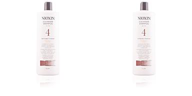 SYSTEM 4 shampoing volumizing very weak fine hair Nioxin