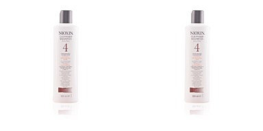 Nioxin SYSTEM 4 shampoo volumizing very weak fine hair 300 ml