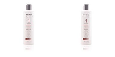 Nioxin SYSTEM 4 shampoo volumizing very weak fine hair 300 ml