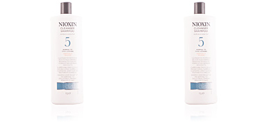 Nioxin SYSTEM 5 shampoo volumizing weak coarse hair 1000 ml