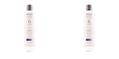 Nioxin SYSTEM 6 shampoo volumizing very weak coarse hair 300 ml