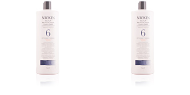 SYSTEM 6 scalp revitaliser very weak coarse hair Nioxin