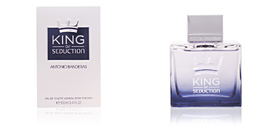 KING OF SEDUCTION eau de toilette vaporizador Antonio Banderas