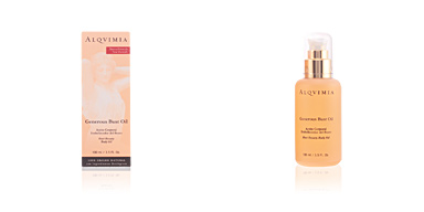 Alqvimia BODY OIL generous bust oil 100 ml