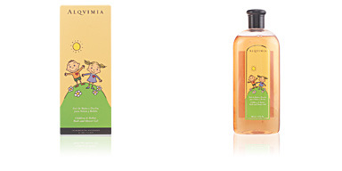 Alqvimia BATH & shower gel infantil 400 ml