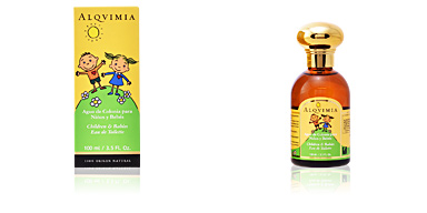 Alqvimia REVITALIZING infantil water 100 ml