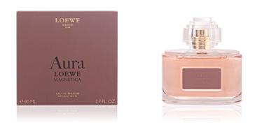 Loewe AURA MAGNÉTICA eau de parfum vaporizzatore 80 ml