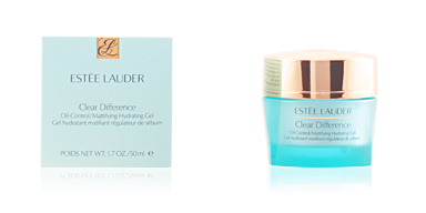 Face moisturizer CLEAR DIFFERENCE aqua gel Estée Lauder