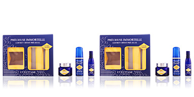 L'Occitane IMMORTELLE COFFRET 3 pz