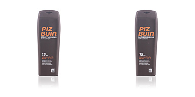 IN SUN moisturizing lotion SPF15 Piz Buin