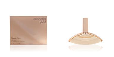 Calvin Klein EUPHORIA GOLD eau de parfum vaporizador 50 ml