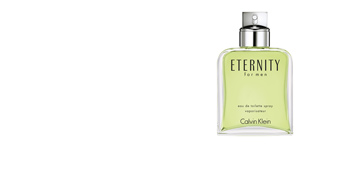 Calvin Klein ETERNITY MEN eau de toilette vaporizador 200 ml