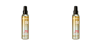 Haarstylingprodukt FRIZZ DISMISS smoth force spray Redken