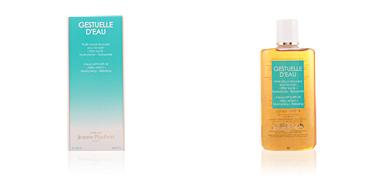 Körperfeuchtigkeitscreme GESTUELLE D'EAU huile aqua-douceur Jeanne Piaubert