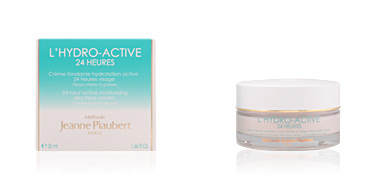 Tratamiento Facial Hidratante L'HYDRO ACTIVE 24 heures peaux mistes à grasses Jeanne Piaubert