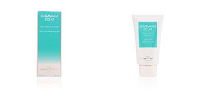 Face scrub - exfoliator GOMMAGE ÉCLAT gel extrême douceur Jeanne Piaubert
