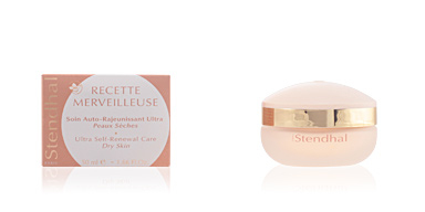 Anti aging cream & anti wrinkle treatment RECETTE MERVEILLEUSE soin auto-rajeunissant ultra peaux sèches Stendhal