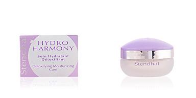 Face moisturizer HYDRO HARMONY soin hydratant détoxifiant Stendhal