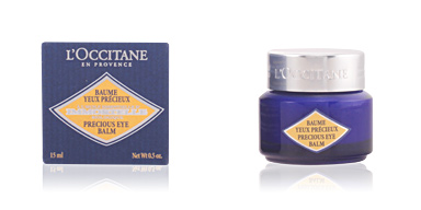 Dark circles, eye bags & under eyes cream IMMORTELLE baume yeux précieux L'Occitane