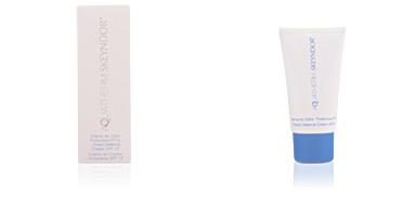 Face moisturizer AQUATHERM crema de color protectora SPF15 Skeyndor