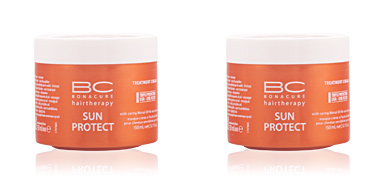 Tratamiento reparacion pelo BC SUN PROTECT treatment cream Schwarzkopf
