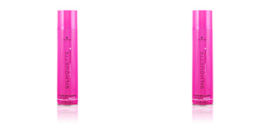 Fixation et Finition SILHOUETTE color brillance hairspray super hold Schwarzkopf