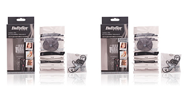 Scrunchies & rubber bands TWIST SECRET elegant attitude accessory Babyliss