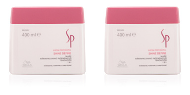 Wella SP SHINE mask 400 ml