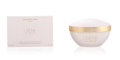 Make-up remover CRÈME DE BEAUTÉ crème démaquillante Guerlain