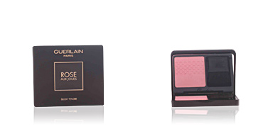 Guerlain ROSE AUX JOUES duo de blush #01-morning rose 6,5 gr