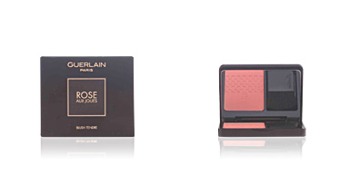 Colorete ROSE AUX JOUES blush tendre Guerlain