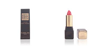 Rouges à lèvres KISSKISS le rouge crème galbant Guerlain