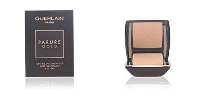 Foundation Make-up PARURE GOLD teint poudre lumière d'or Guerlain