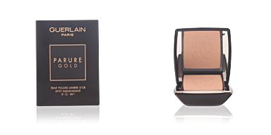 Guerlain PARURE GOLD teint podre lumière d'or #12-rose clair 10 gr