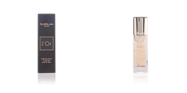 Foundation makeup L'OR essennce d'eclat à l'or pur base de teint Guerlain