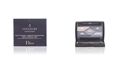 Eye shadow 5 COULEURS DESIGNER Dior